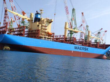 造船所見学もできる潮流観光船